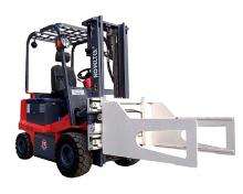 Electric Reach Forklift Trucks